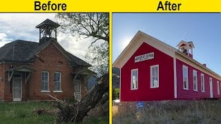 Abandoned Schools & What They Could Become - Abandoned History