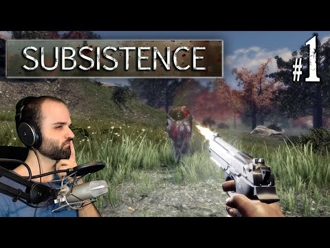 NUEVO SURVIVAL | SUBSISTENCE Gameplay Español