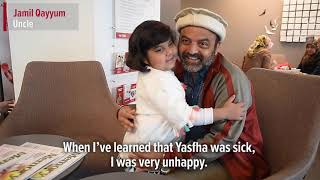 Journey To Hope - The Story of Yasfha Shakeel