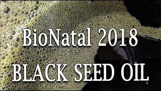 Cold-pressed black seed oil