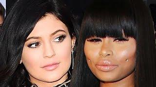 Kylie Jenner Disses Tyga Ex Blac Chyna