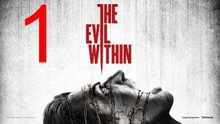 """The Evil Within walkthrough part 1 Walkthrough """"The Evil Within Gameplay"""" lets play"""