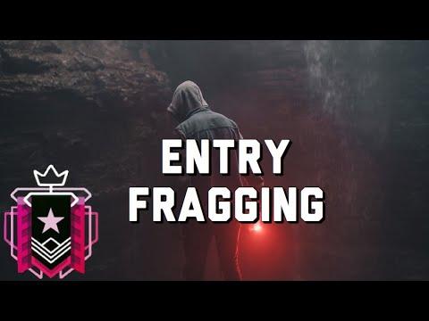 ENTRY FRAGGING - Rainbow Six Siege Console Champion