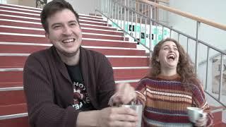 Ganador II Concurso Video Erasmus modalidad alumnos salientes: Fromhome. Autora: Irene Fernández Ruiz-Herrera