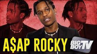 BigBoyTV - A$AP Rocky on Staying Sober, Bra Collection, Soulja Boy + MORE!