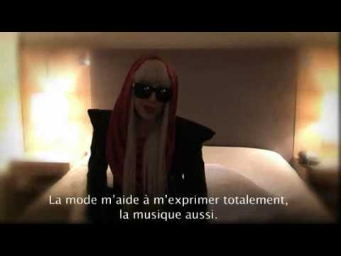 Lady GaGa : Behind The Fame [Interview] Part 1