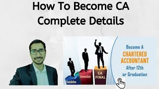How To Become CA - Chartered Accountant Kaise Bane