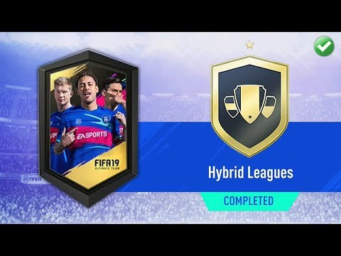HYBRID LEAGUES SBC! (CHEAP & EASY) | FIFA 19 Ultimate Team