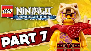 preview picture of video 'LEGO Ninjago Shadow of Ronin Part 7 | The Toxic Bogs  Gameplay Walkthrough'