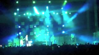 "311 - ""Borders"" @ the Pow Wow Festival 2011"