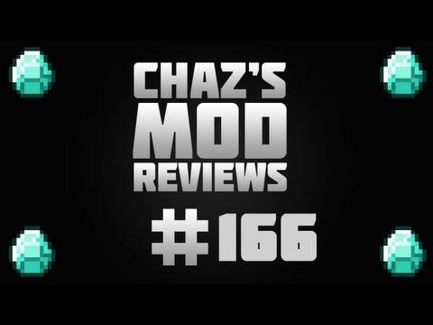 Chaz's Minecraft Mod Reviews - UsefulTNT Mod! Launch Blocks Out Of A Launcher!
