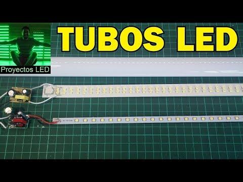 tubos led, que tienen adentro? analisis y