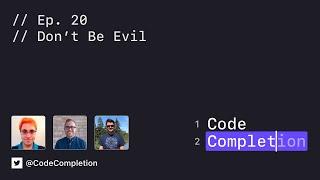 Code Completion Episode 20