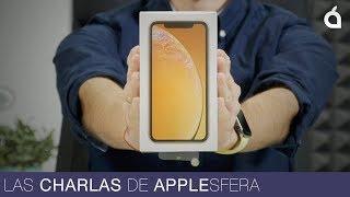 IPHONE XR 2018: UNBOXING + PRIMERAS IMPRESIONES | Las Charlas de Applesfera
