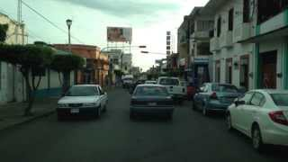 preview picture of video 'Recorrido Tapachula de Central Norte a Central Sur. Iniciando en el Campestre'