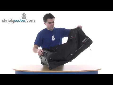 Mares Cruise Roller Bag - www.simplyscuba.com
