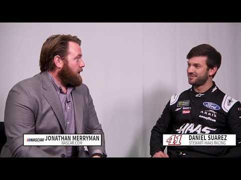 Daniel Suarez: 'Very lucky' for second big opportunity
