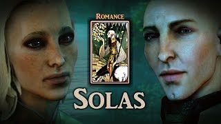 Dragon Age Inquisition - Solas Story incl Romance