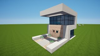 Minecraft Kleines Haus Tutorial видео Видео - Minecraft coole hauser zum nachbauen