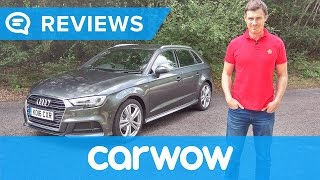 Audi A3 Sportback 2018 in-depth review | Mat Watson Reviews