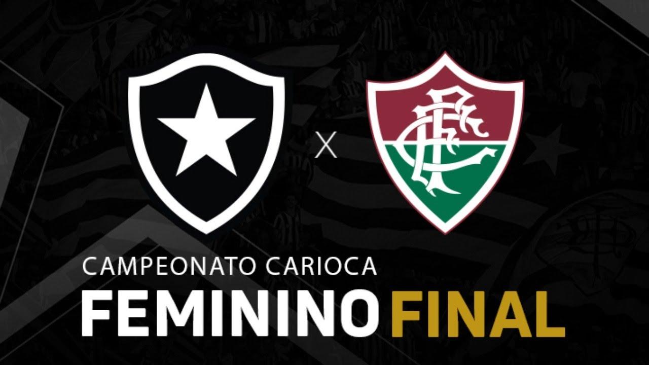 ASSISTA AO VIVO: Botafogo decide o Campeonato Carioca Feminino contra o Fluminense