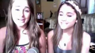 Ariana Grande and Alexa Luria Miss 13 The Musical!!!
