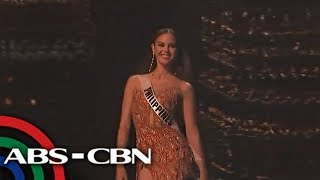 UKG: Catriona Gray, standout sa Miss Universe 2018 preliminary competition