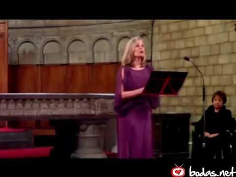Ave Maria de Gounod por Rosa Maria Ribas, soprano
