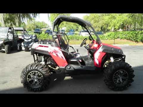 2017 CFMOTO ZForce 800 EX EPS in Sanford, Florida - Video 1