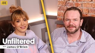 Paris Lees Interview On Transgender Rights, Prison & Vogue | Unfiltered With James O'Brien #14