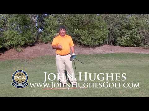 Using Alignment Sticks for Better Ball Position
