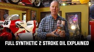 Penrite MC-2ST Full Synthetic Two Stroke Oil Explained