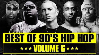 90s Hip Hop Mix #06 | Best Of Old School Rap Songs | Throwback Rap Classics | Westcoast | Eastcoast