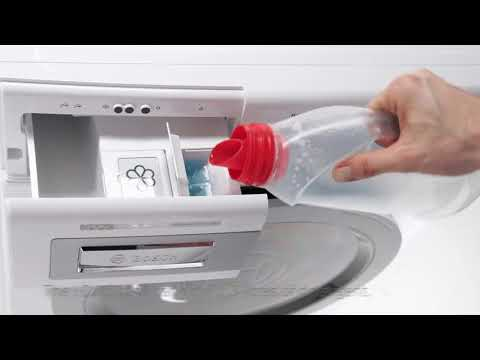 Bosch Freestanding Washing Machine WAX32EH1GB - White Video 4