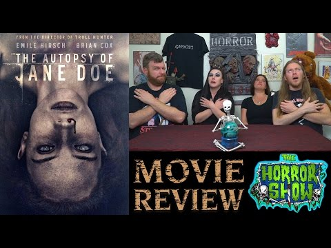 """The Autopsy of Jane Doe"" 2016 Horror Movie Review – The Horror Show"