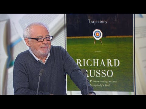 A Pulitzer Prize-winning 'Trajectory': Richard Russo on writing small town America