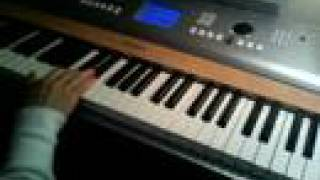 coolio gangsta's paradise (piano, violin, drums, bass)