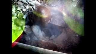 preview picture of video 'Mountsorrel quarry (lafarge) crusher / mountsorrel采石场(拉法基)破碎机'