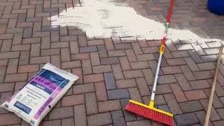 Block Pave Driveway Cleaning