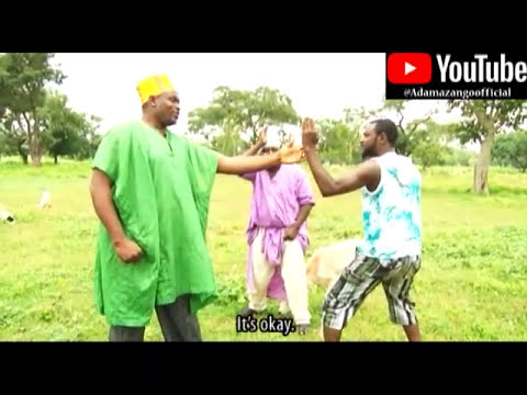 Adam A. Zango - Karen bana part 2 (full movie)