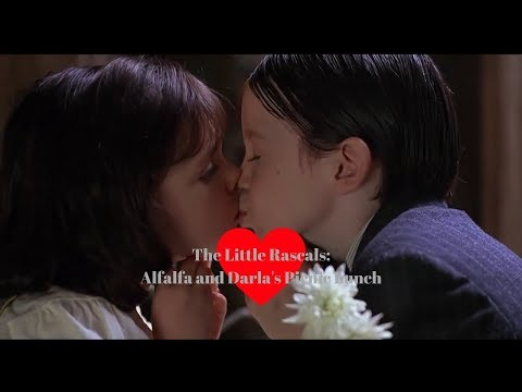 The Little Rascals: Alfalfa and Darla's Picnic Lunch