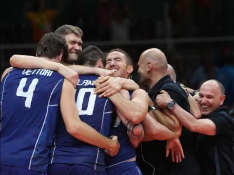 Preview video Rio2016 Volley Maschile: comunque vada ... grazie ragazzi!