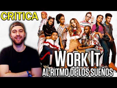 CRÍTICA: WORK IT (Al ritmo de los sueños) 2020 | FUNCIONA SIN SER ORIGINAL | #NETFLIX