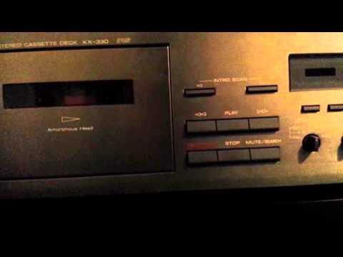Yamaha/Grundig Stereoanlage 😄