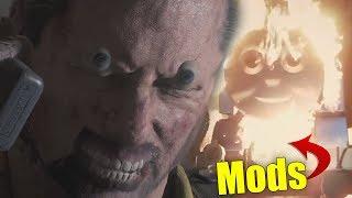 Resident Evil 2 Mods Are Lit