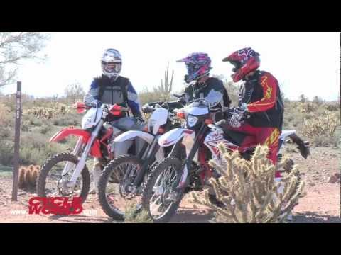 Middleweight Enduro Shootout