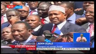 Jubilee sasa unatishia kuandaa kura ya maamuzi kutafuta mbinu za kupunguza nguvu ya mahakama