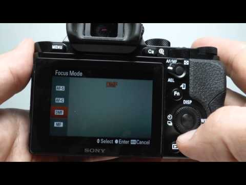 Sony Alpha 7 / 7R - Tips & Tricks (English Version)
