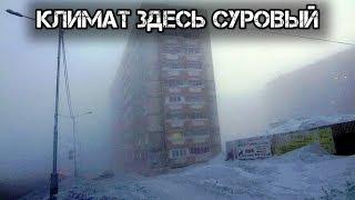 ✔️Талнах❄️: город в городе за полярным кругом🌬️💨
