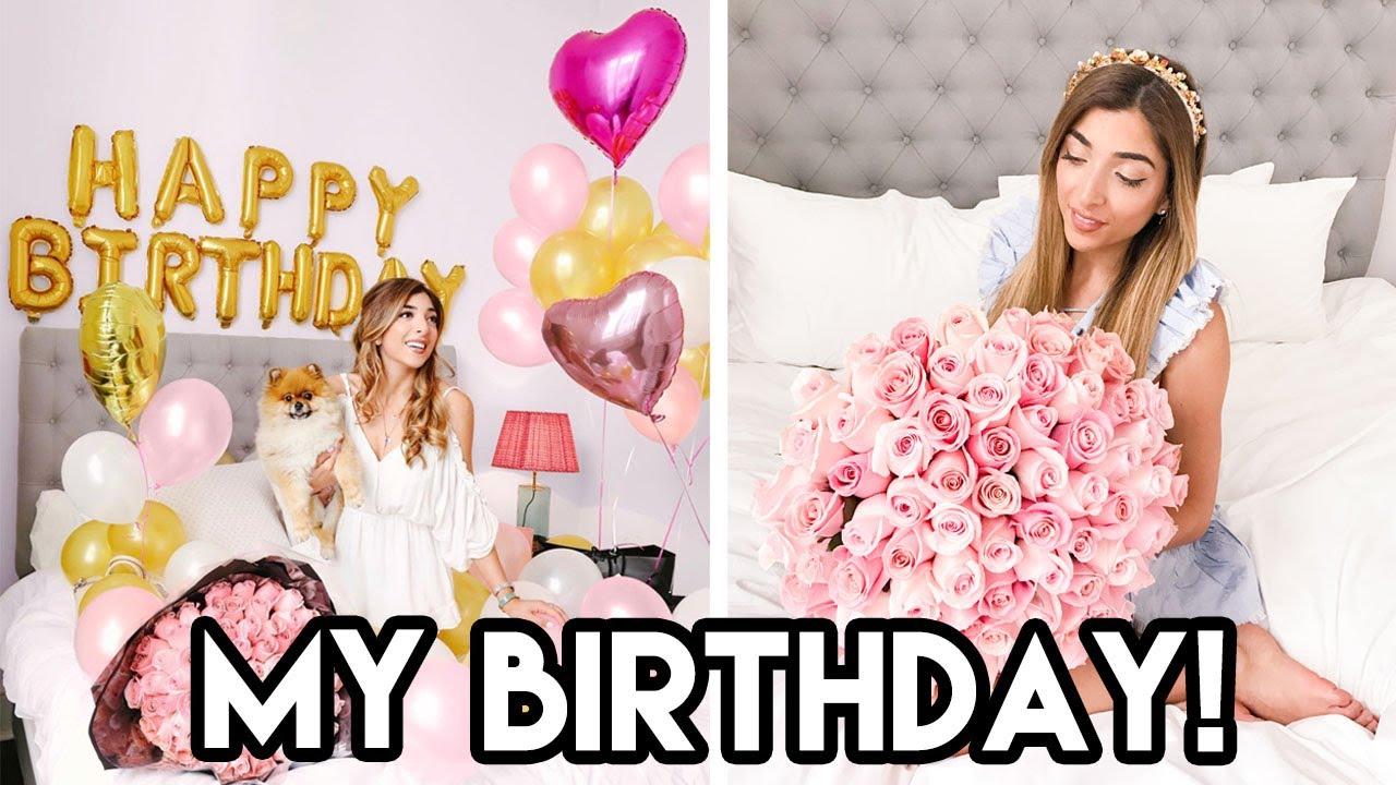 MY 25th BIRTHDAY! | Amelia Liana